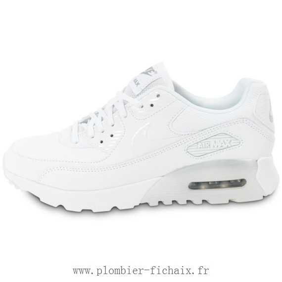 air max blanche femme taille 37