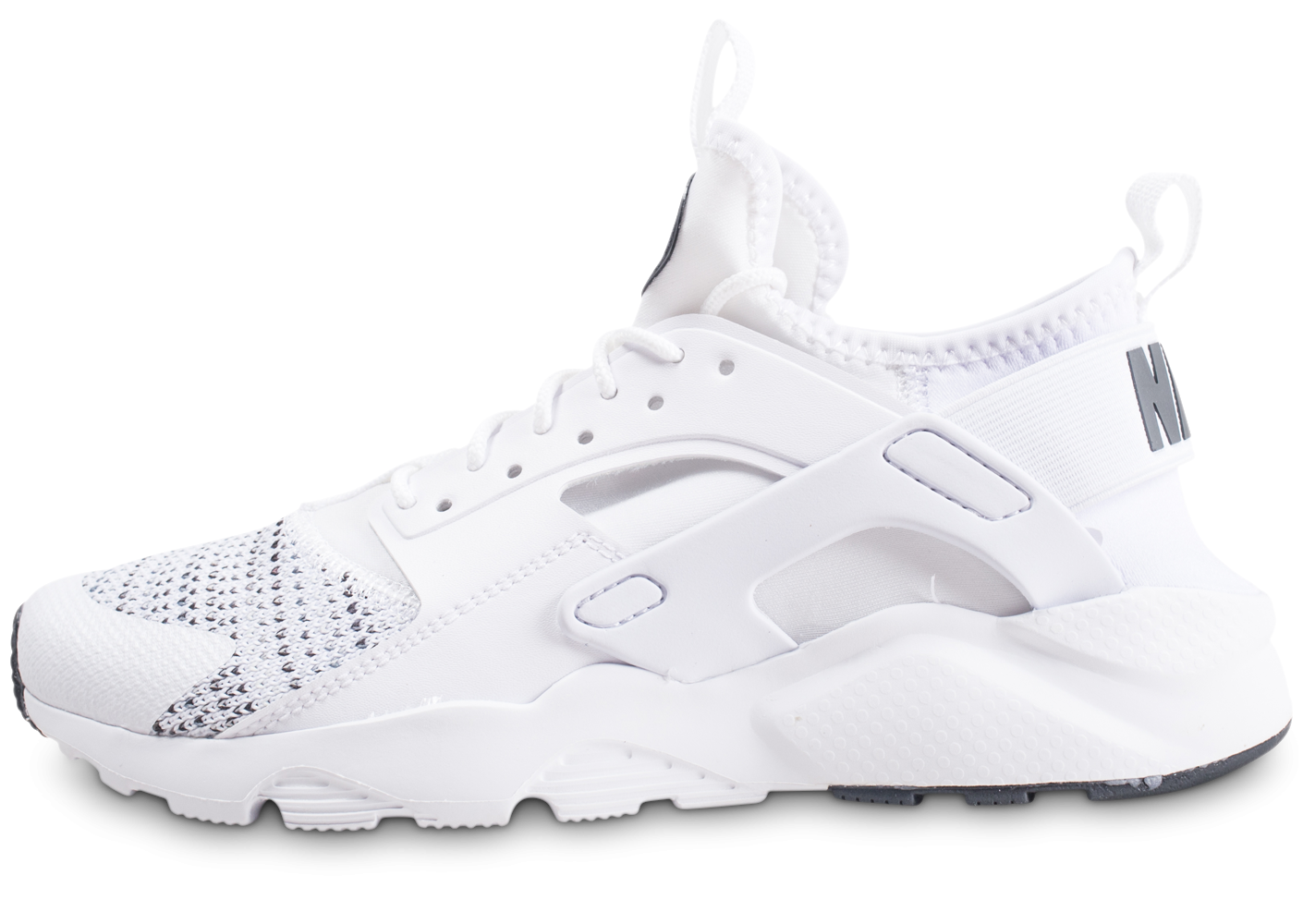 nike air huarache run ultra blanche